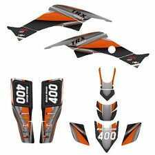 TRX400EX graphics 1999 - 2007 Honda 400EX stickers kit NO5600 Orange