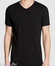 Lacoste Men's V-Neck 100% Supima Cotton T-Shirt - XXL