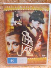 ALL THAT JAZZ(SPECIAL MUSIC EDITION)ROY SCHEIDER DVD M R4