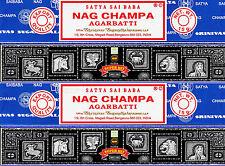 30g Super Hit Incense &30g Nag Champa 4 Boxes 15 Grams per Box