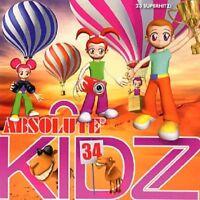 "Various Artists - ""Absolute Kidz 34"" - 2012"