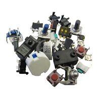 30 Microschalter / Microtaster KEMO S104, mini mikro subminiatur Taster Schalter