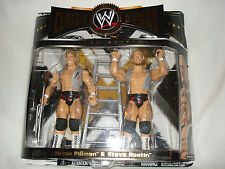 WWE CLASSIC SUPERSTARS 2 pack HOLLYWOOD BLONDS New !