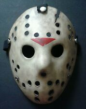 Friday The 13th Part 6 Jason Voorhees Halloween Mask Horror
