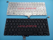 """For Apple Macbook Pro 13"""" A1278 2011 2012 Fits 2009 2010 French AZERTY Keyboard"""