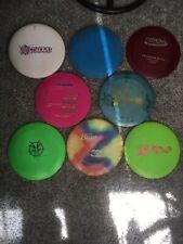 8 Used Discs Lot. Beast, Krait, Katana And More.