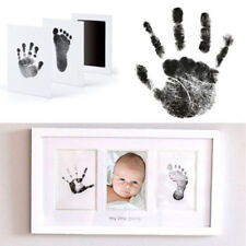Ink Pad Baby Kit Hand Foot Print Keepsake Newborn Footprint Handprint Gift Great