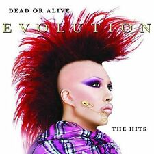 Dead or Alive / Evolution: The Hits (CD) You Spin Me Around (Like A Record) !!!!