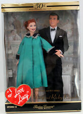 I LOVE LUCY & RICKY 50th ANNIVERSARY DOLLS EPISODE 50  ENCEINTE MATTEL  MIB