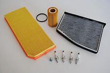 Mahle Inspektionspaket Inspektionskit Filterset VW Golf 5 GTI 2,0 147KW  AXX BWA