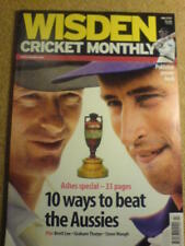 WISDEN - ASHES SPECIAL - July 2001 Vol 23 #1