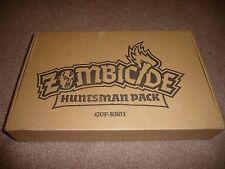 Zombicide black plague Huntsman Pack kickstarter exclusive NEW