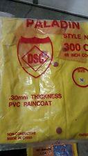 Paladin Style No.300c 48 inch coat  0.30mm PVC Raincoat Medium