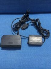 OEM Used N64 Nintendo 64 Power Cord And RF Switch