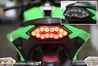 Kawasaki Ninja300 Ninja 300 2013 - 2017 Sequential LED Alternating Taillight