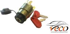 Reemplazo de interruptor de arranque incandescente barril con llaves Universal Fit K583 Coche Barco