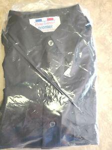 "Men's ~FLYING CROSS ""The Premier"" Brown Uniform Police Shirt~ Size Large NEW"