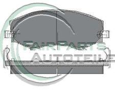 Bremsbelag-Satz Hyundai Kia Nissan vorn