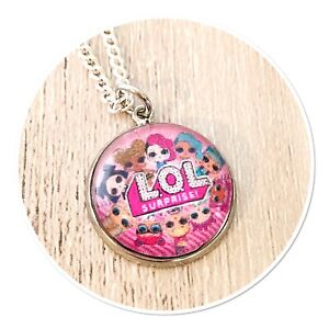 LOL Suprise Doll Necklace