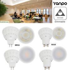 LED Spot Light Bulbs Dimmable GU10 MR16 15W 220V 12V 50W Incandescent White Lamp