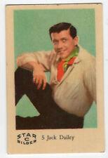 1960s Jahre schwedisch Filmstar Karte Star Bilder C #5 US Norwegisch Singer Jack