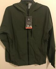 NWTs Mountain Hardwear Mens Stretch Ozonic Jacket. Small.Surplus Green.MSRP $200