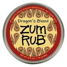 Indigo Wild - Zum Rub - Moisturizer - Dragon's Blood - 2.5 oz