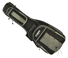 More details for electric guitar gig bag with foam padding, backpack & carry straps by cobra