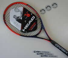 "Head Ti Reward Tennis Racquet, 110 Square Inches Big Head, 4-1/4"" Grip Size"