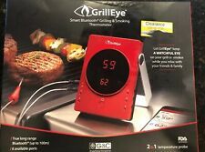 GRILLEYE Grilling & Smoking Thermometer Bluetooth Probe NEW