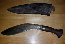 "Authentic Gurkha ""Kukri"" Combat Knife w/Sheath"