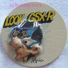 BG6243 - INSIGNE BADGE MOTO LOOK GSX-R