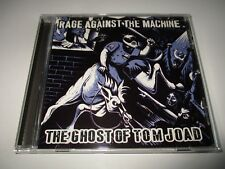 RAGE AGAINST THE MACHINE The Ghost Of Tom Joad CD Promo Only 1997 NM+