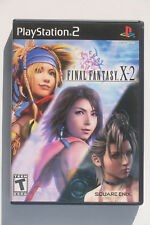 Final Fantasy X-2 PS2 US NTSC in Very Good and Complete Condition