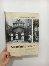 Släktforska vidare Andersson Hardcover 2003 Natur och Kultur