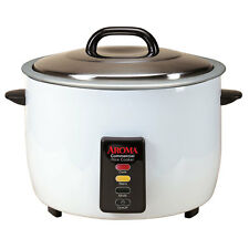 Aroma 60-Cup Commerical Rice Cooker