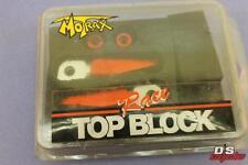 MOTRAX TOP BLOCK CRASH PADS KIT FOR SUZUKI GSXR 750 X00 97 PART# RLH03
