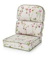 Alfresia Low Back Replacement Cushion Blossom Chintz