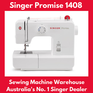 Singer Promise 1408 Sewing Machine. Perfect First Machine, Easy to Use! NEW!