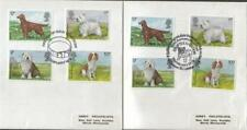 Dogs Great Britain Commemorative First Day Covers (1971-Now)