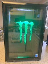 Monster Energy Fridge with Key 3 shelves!!!