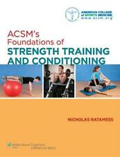 ACSM's Foundations of Strength Training and Conditioning (American College of Sp