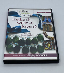 Beads, Baubles and Jewels TV Series 1900 DVD (2013, 4-DVD Set)