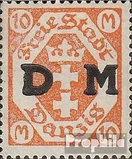 Gdansk D27F, without Rosette vacuum with hinge 1922 service mark