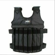 Weighted Vest For Boxing Training 20kg/50kg Loading Workout Fitness With Cases