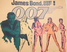 DR. NO    James Bond 007   1962  Original Window Card    Very, Very Nice & RARE!