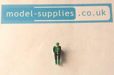 Dinky 104 captain scarlet spv reproduction en plastique peintes lt green figure