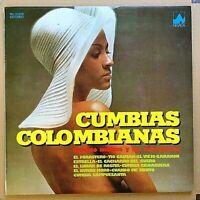 CUMBIAS COLOMBIANAS - LP/VINILO - ESPAÑA - 1978 (EX/NM -EX/NM)