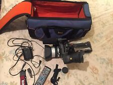 Canon XL2 MiniDV Camcorder, 20x lens, remote, Petrol case -- EXCELLENT CONDITION
