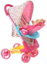 Baby Alive Doll Stroller Travel System Play Mommy Girls Toys Fun New